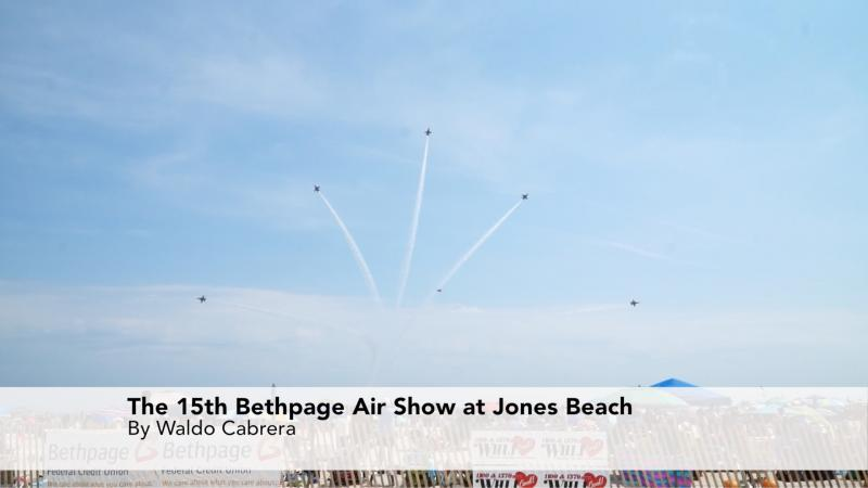 The 15th Annual Bethpage Air Show at Jones Beach 2018