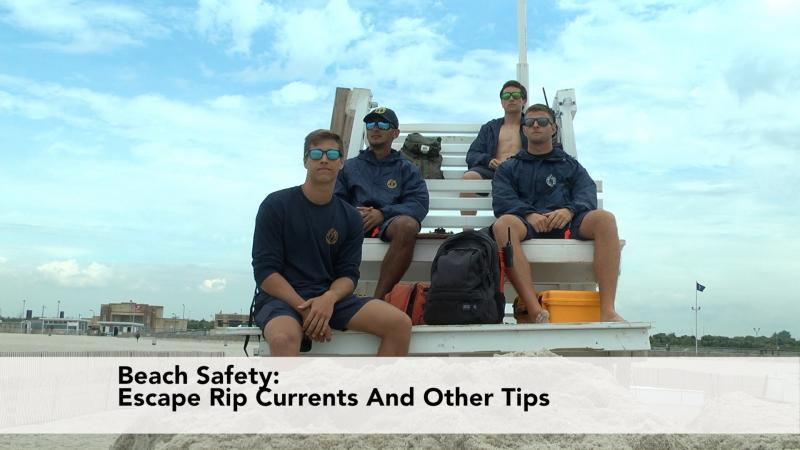 Beach Safety: Lifeguards Discuss How To Escape Rip Currents and Other Tips