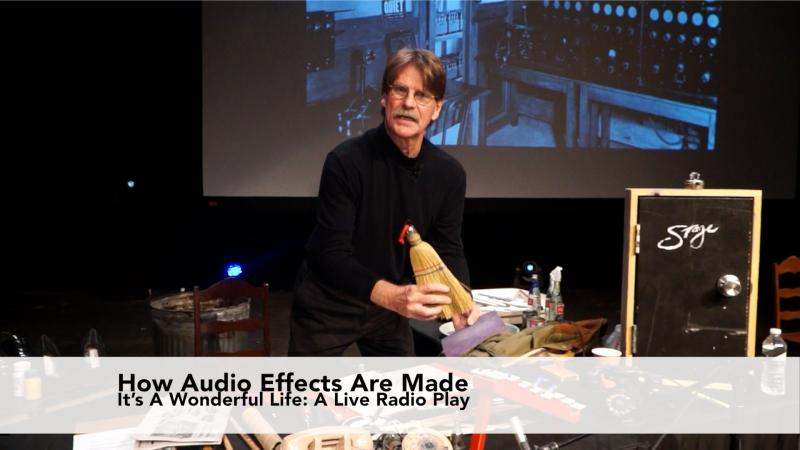 How Movie and Radio Audio Effects Are Made — Leer Leary