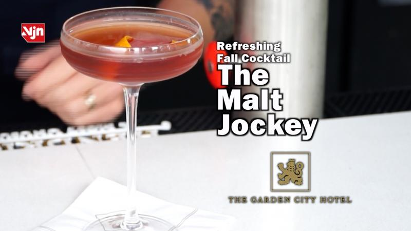 Monkey Shoulder Refreshing Fall Drink — The Malt Jockey