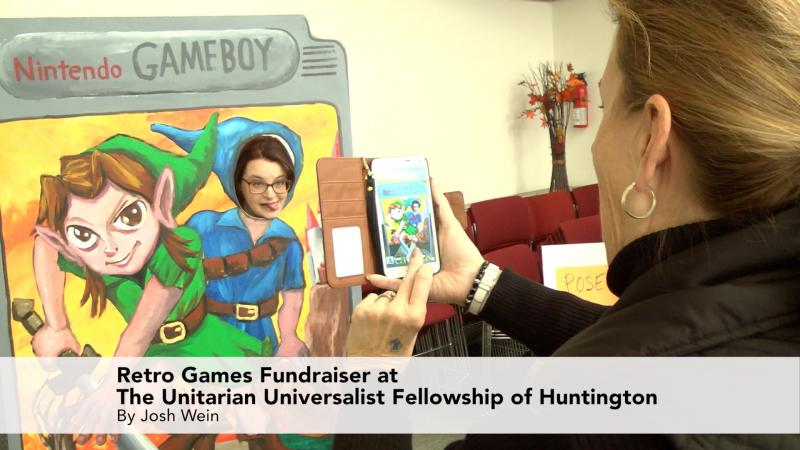 Retro Video Games Make A Unique Church Fundraiser