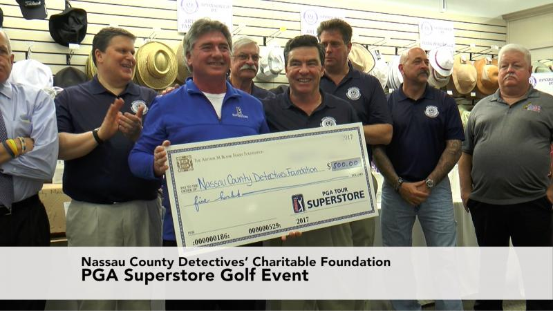 Nassau Detectives Gala Hold A Gala at The PGA Superstore