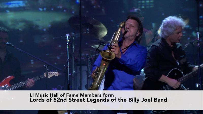 Lords of 52nd Street - The Legend of Billy Joel at the Space at Westbury