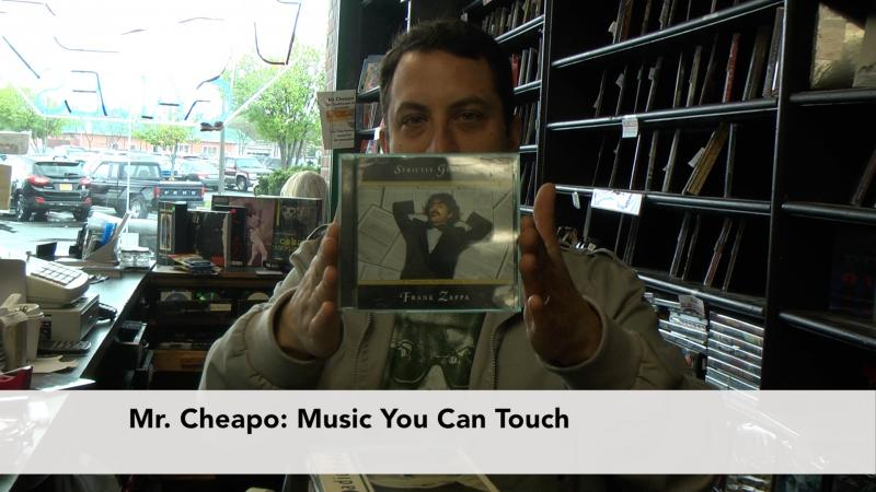 Mr. Cheapo CD and Record Exchange Commack: Music You Can Touch