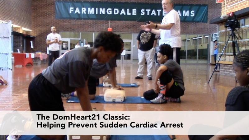 The DomHeart21 Classic: Helping Prevent Sudden Cardiac Arrest