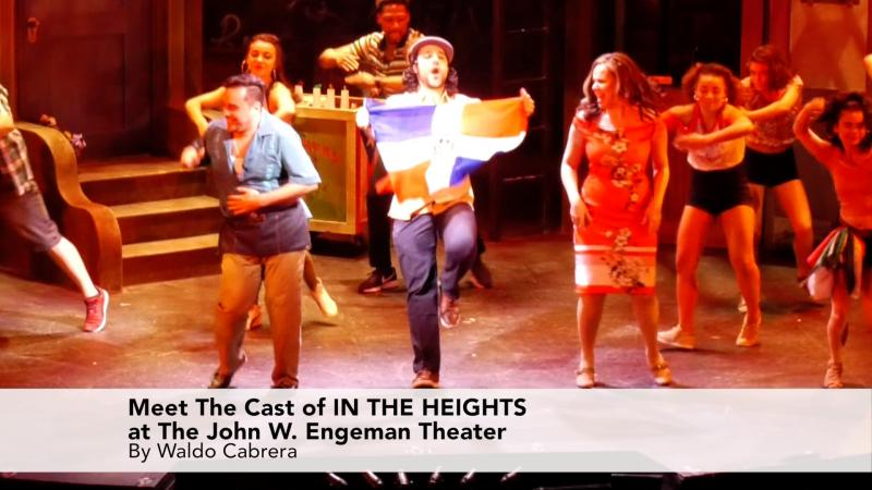Meet the Cast of In The Heights at the John W Engeman Theater