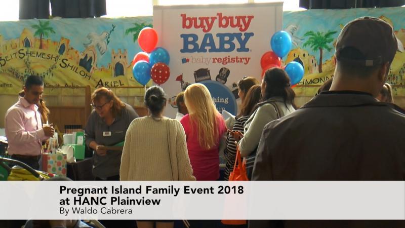 Pregnant Island 2018 at HANC Plainview